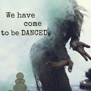 come to be danced